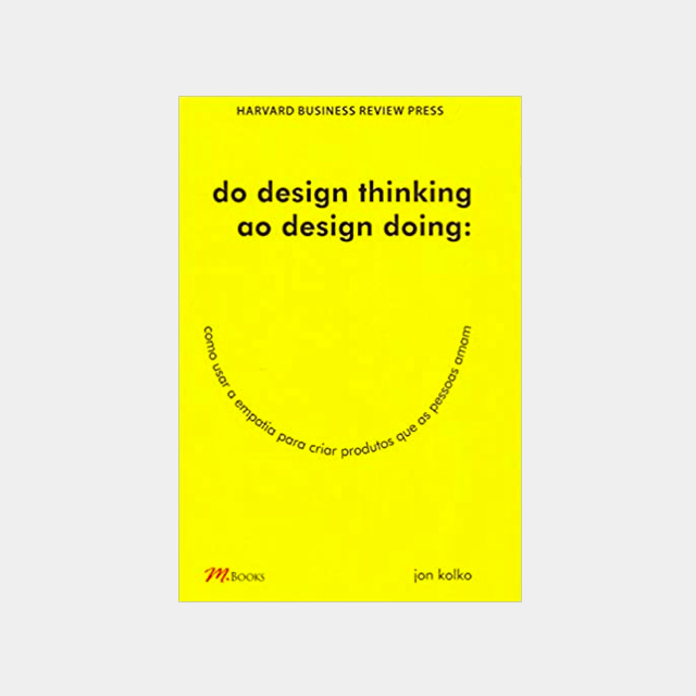 Book-Do Design Thinking ao Design Doing