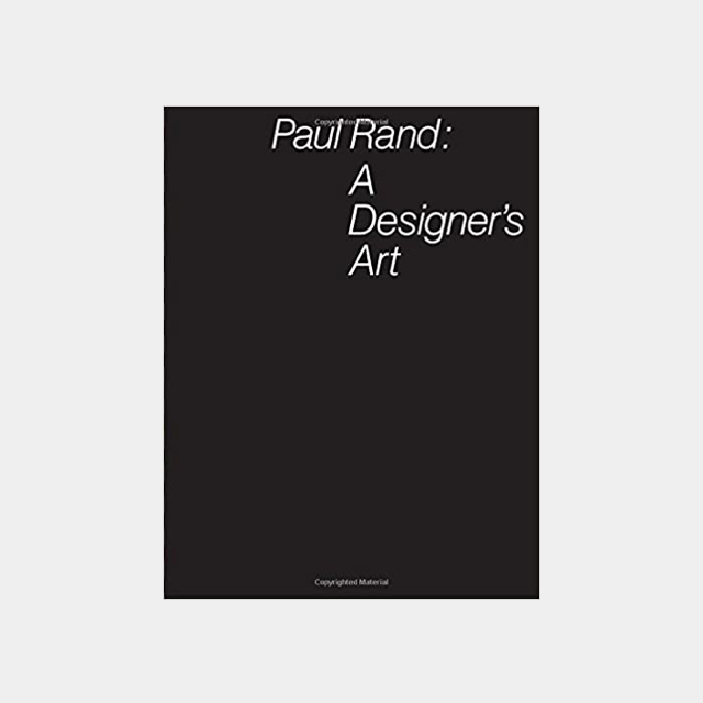Book-Paul Rand