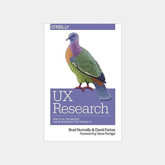Book-UX Research
