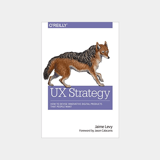 Book-UX Strategy